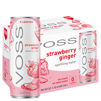 Product Strawberry Ginger <small>(Cans/24 Pack)<br>(355ml Americas)<br>(330ml EU)</small> Added to Cart